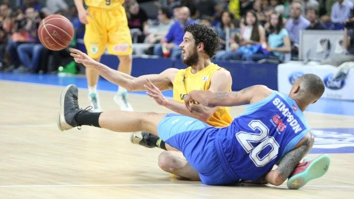 Así fue el debut de Luca Vitali