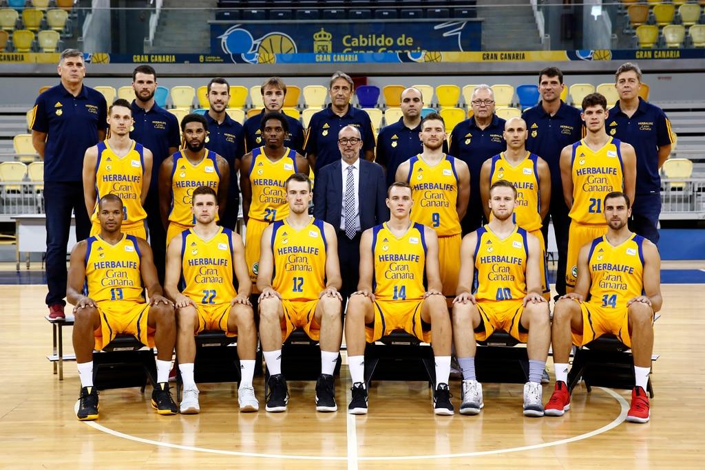 Liga Endesa 2017 - 2018 - Club Baloncesto Gran Canaria