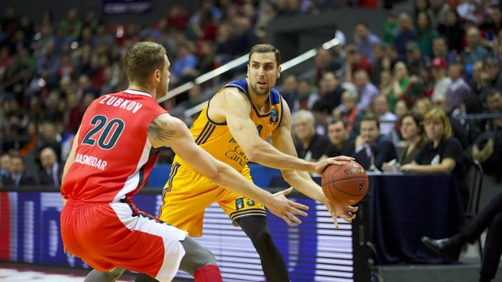 Lokomotiv Kuban – Herbalife Gran Canaria (Top Eurocup Highlights)