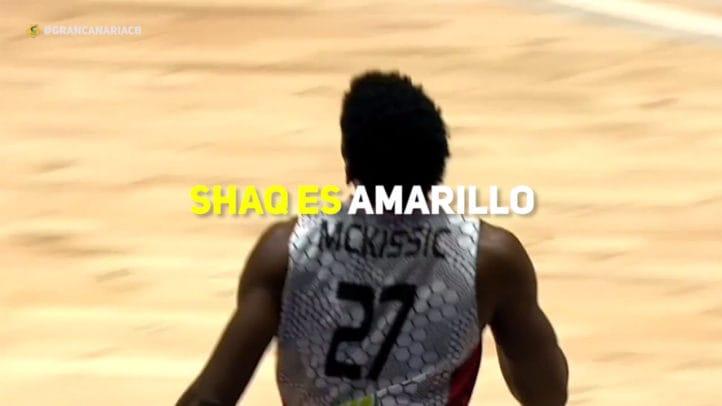 Quién es Shaquielle McKissic