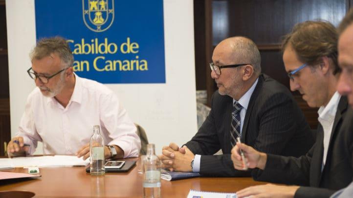 Enrique Moreno, nuevo presidente del C.B. Gran Canaria