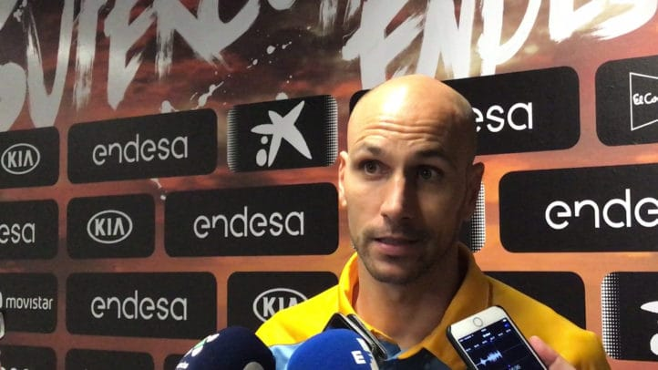 Supercopa Endesa – Habla Albert Oliver