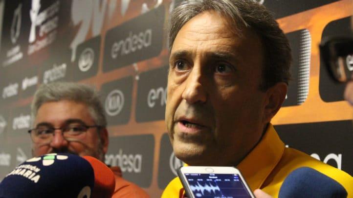 Supercopa Endesa – Habla Luis Casimiro