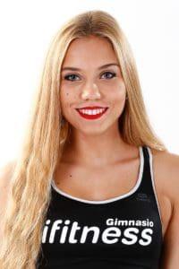 Ana Squaglia - Ifitness Cheers - Club Baloncesto Gran Canaria