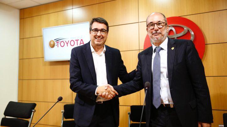 Presentación Copa Toyota 2018
