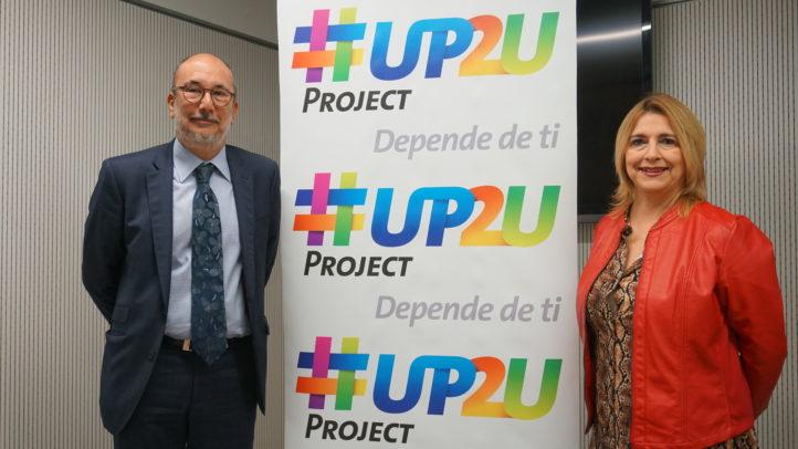 CB Gran Canaria y Up2U renuevan su acuerdo