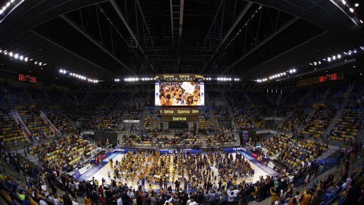 Las escuelas, presentadas en el Gran Canaria Arena